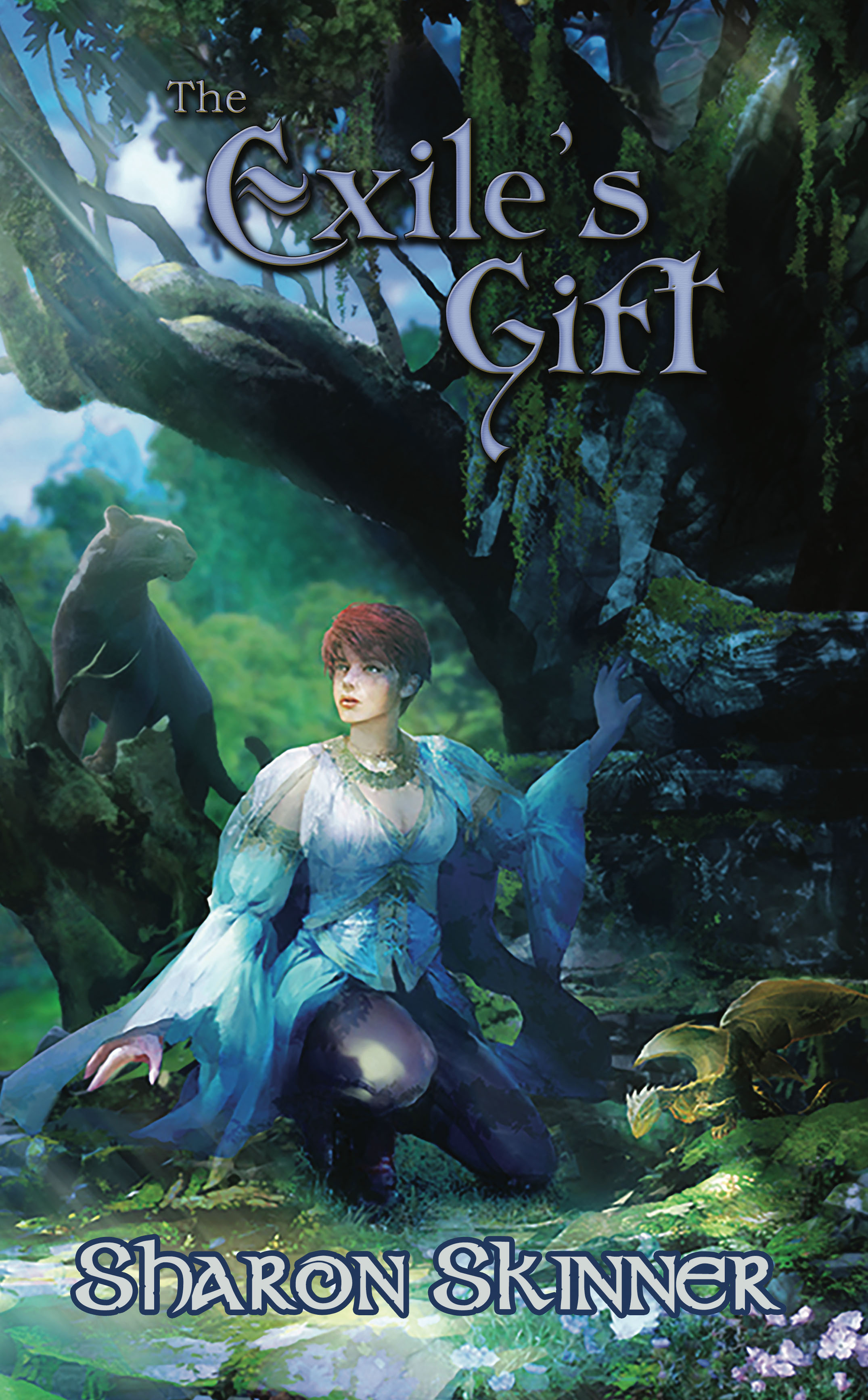 The Exile's Gift Author:Sharon Skinner Publisher Name: Brick Cave Media Date of Publication: August 6, 2019
