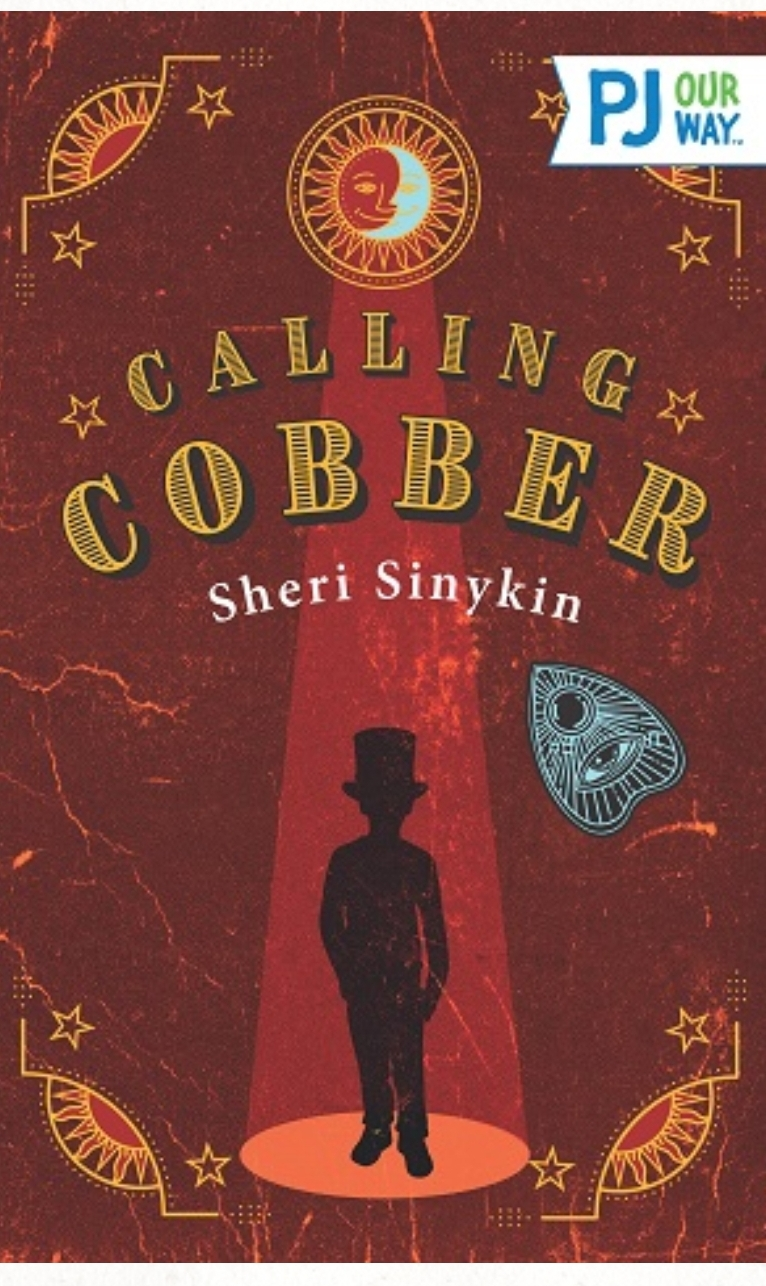 Calling Cobber Author: Sheri Sinykin Publisher Name: PJ Our Way and Green Bean Books Date of Publication: May 2020